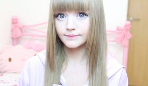 GAMBAR: 5 Gadis Comel Yang Sebijik Patung
