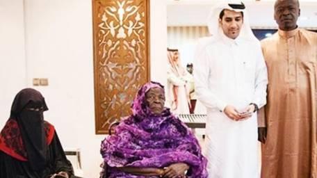 Nenek Presiden Obama Jalani Ibadah Umrah Di Makkah