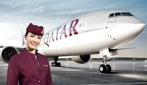 Qatar Ungguli Penerbangan Paling Dipercayai, MAS Ke-16