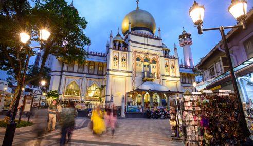 Islam Bakal Agama Ke-2 Terbesar Di Singapura Atasi Kristian