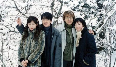 Drama Korea Cetus Fenomena, Winter Sonata Akan Kembali