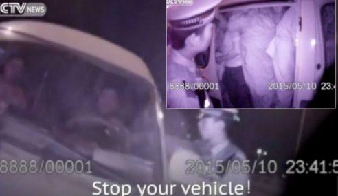 Video: Polis Terkejut, Van Ditahan Bawa 51 Penumpang