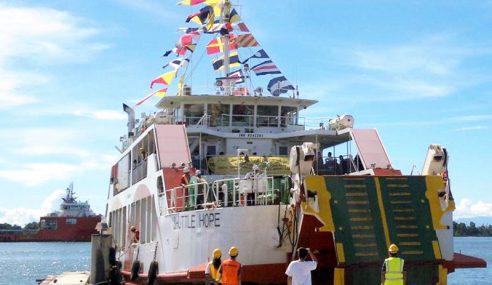 Perkhidmatan Feri Baharu Laluan Labuan-Sabah-Brunei Dilancar