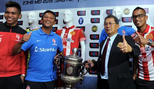 Piala FA: Pemeriksaan Ketat Di Stadium Nasional Esok