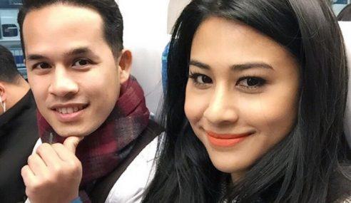 Fouziah Gous Sah Hamil Lepas Balik Honeymoon