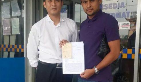 Aidil Buat Laporan Polis Sebab Rita Dedah No Telefon Zarema
