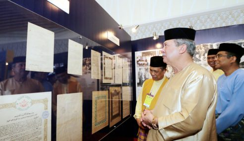 Harap Hubungan Diplomatik Johor-Brunei Erat