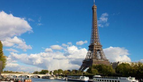 Penyeluk Saku Makin Ganas, Pekerja Menara Eiffel Mogok