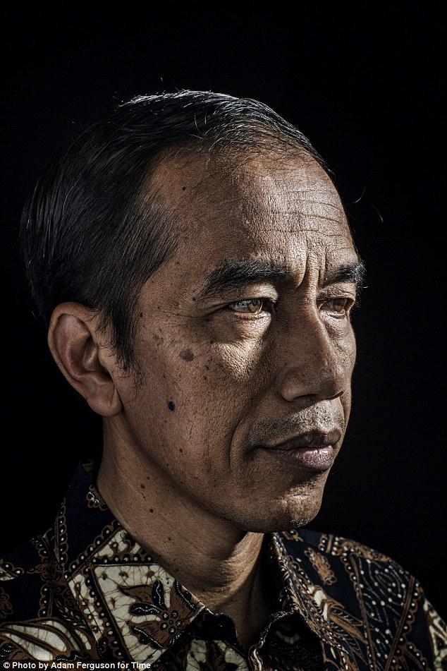 Potret Jokowi 'Dibuang' Dari Galeri Nasional Australia