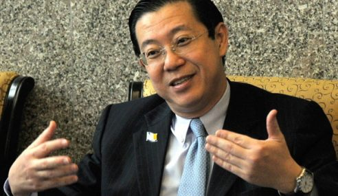 Penjawat Awam P.Pinang Dapat Bonus Setengan Bulan Gaji