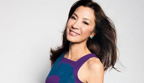 Michelle Yeoh Sumbang 100,000 Euro Kepada Mangsa Gempa