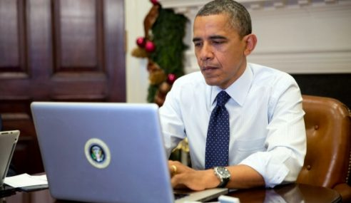 Obama Ada Akaun Rasmi Twitter Presiden AS