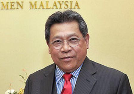 Mahathir Yang Suruh Saya Letak Jawatan! – Pandikar