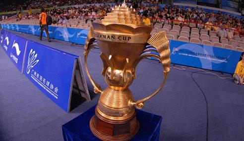 Piala Sudirman: Skuad Badminton M'sia Benam Korea Selatan 3-2