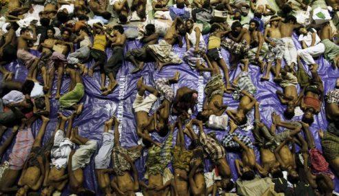 Wisma Putra Pandang Serius Kebanjiran Pelarian Myanmar