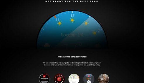 Jam Tangan Pintar Samsung Seterusnya Bulat?