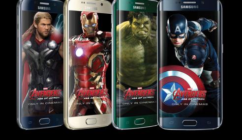 Samsung Galaxy S6 Versi Avengers Bakal Diperkenalkan