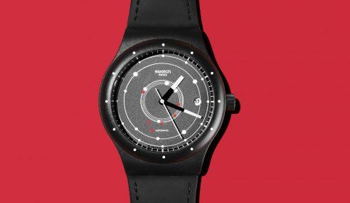 Swatch Bakal Hadir Dengan Bateri Bertahan 6 Bulan
