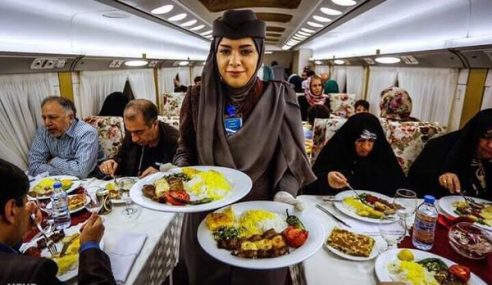 Kecoh Lawak 'Prank' Tren Laju Makkah-Madinah