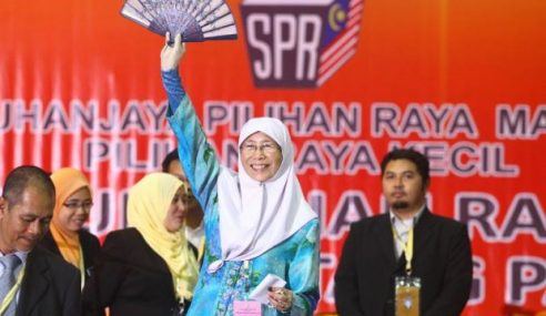 Wan Azizah Ada Hak Halang PAS Bentang Hudud!