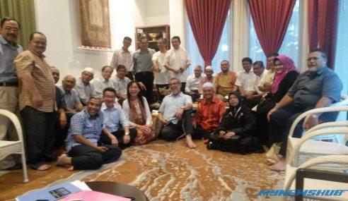 Pembangkang Iftar Bersama, Bincang Tubuh Pakatan 2.0?