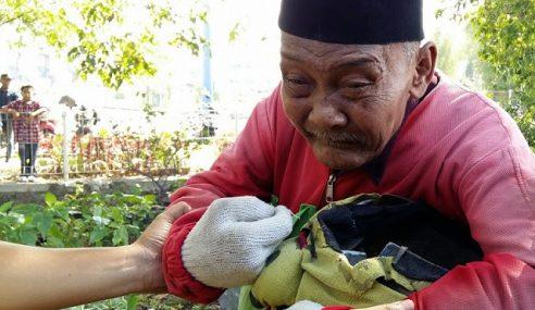 Kisah Suardi, Pengemis 'Winnie The Pooh' Di Indonesia