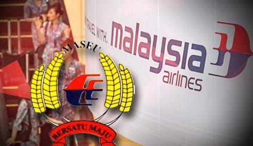Kesatuan Sekerja Patut Bersyukur, Bukan Lingkupkan MAS