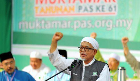 Abdul Hadi Kekal Presiden, Mat Sabu Tewas Timbalan Presiden