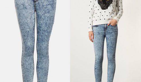 Seluar Skinny Jeans Boleh Rosakkan Otot Dan Saraf Di Kaki
