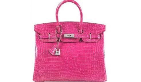 Hermes Birkin 'Pink' Pecah Rekod Beg Termahal