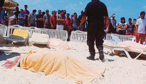 IS Dakwa Serang Resort Di Tunisia, Hingga Korban 39