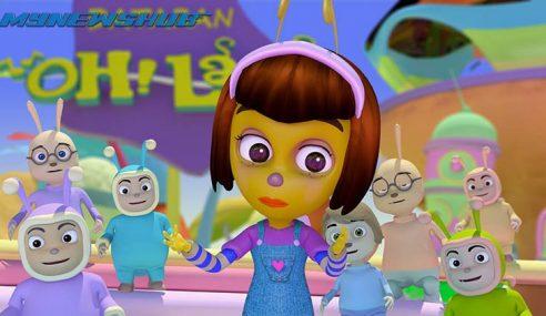 Filem Animasi Tempatan Yang Modal RM4 Juta Tetapi…
