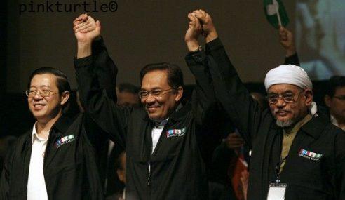 Tolak PAS, PKR Pilih Bentuk Pakatan Baru Bersama DAP ?