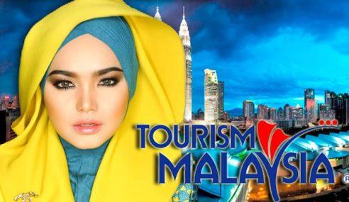 Siti Nurhaliza Dilantik Penasihat Pelancongan Malaysia