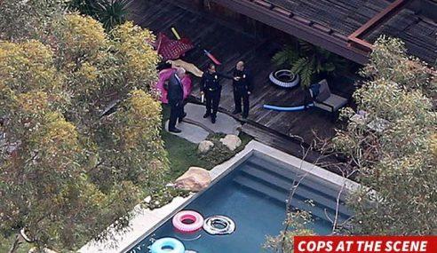 Mayat Lelaki Ditemui Dalam Kolam Rumah Demi Moore