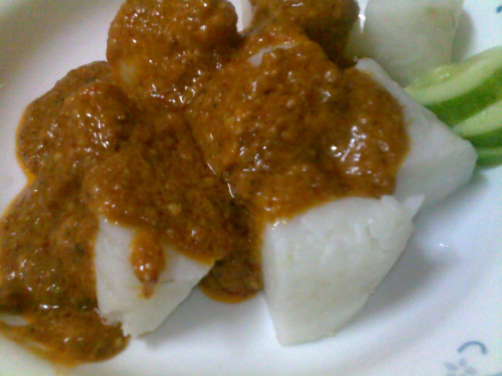 "Resepi Kuah Kacang Ayam ""Paling Padu"" Untuk Pagi Raya - MYNEWSHUB"