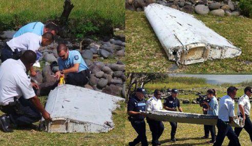 2 Hari Bagi Sahkan Kod BB670 Milik MH370
