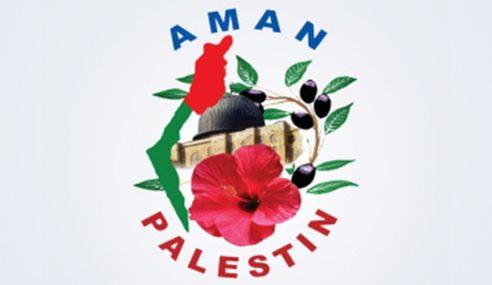 Aman Palestin Pulau Pinang Sasar Kutip Dana RM1 Juta