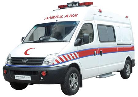 Perkhidmatan Ambulans Lebih Efisen Dengan Sistem Komunikasi Hearl