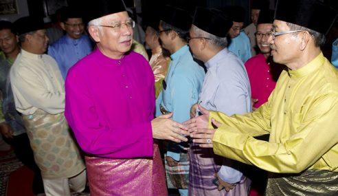 Najib Serah RM25 Juta Bantu 553 Sekolah Agama Rakyat