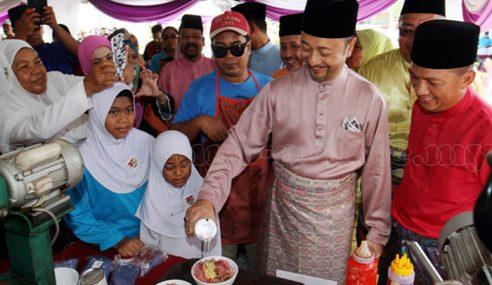 Lebih 20,000 Pengunjung Ke Rumah Terbuka MB Kedah