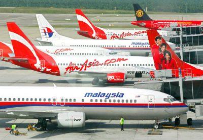 MAS, AirAsia Batal Penerbangan Keluar, Masuk Bali