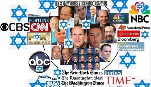 Dajal Moden Yahudi Tangan Ghaib Media Barat