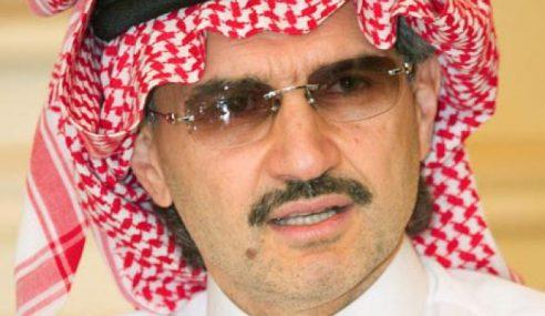 Putera Saudi Derma Amal Semua Hartanya RM120 Bilion