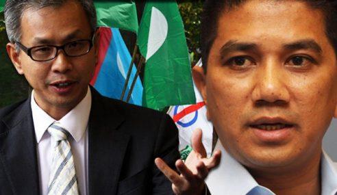 Tony Pua Jumpa Azmin: Nasib Pas Belum Selamat?