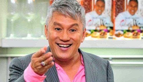 Muat Naik Gambar Separuh Bogel, Chef Wan Kena Hentam