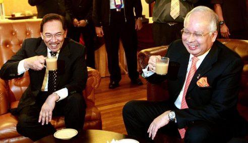 Najib Akan Pastikan Anwar Terima Rawatan Sewajarnya