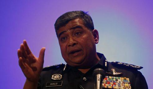 Polis Hubung Interpol Mengenai Penahanan Keldai Dadah Warga Malaysia