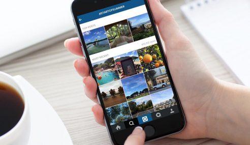 Gambar Di Instagram Kini Mencapai Resolusi 1080 x 1080