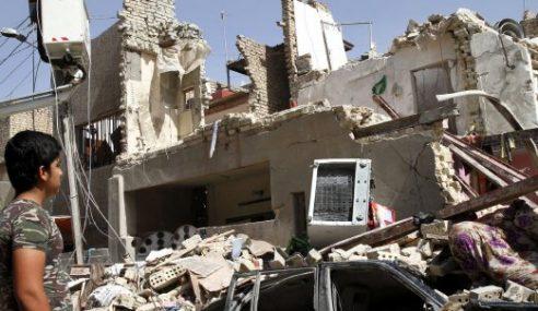 Iraq Tak Sengaja Gugurkan Bom, 12 Terkorban